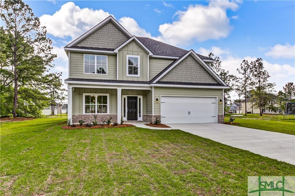 224 Cypress Lakes, Bloomingdale, GA, 31302, Bloomingdale Home For Sale