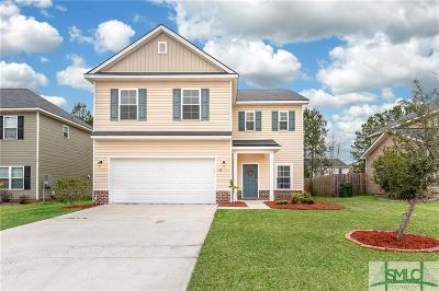 Pooler Single Family Home For Sale: 118 Waverly Way