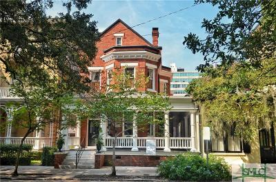 Savannah Single Family Home For Sale: 106 E Harris Street