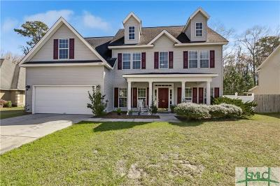 Pooler Single Family Home For Sale: 143 Barrington Road