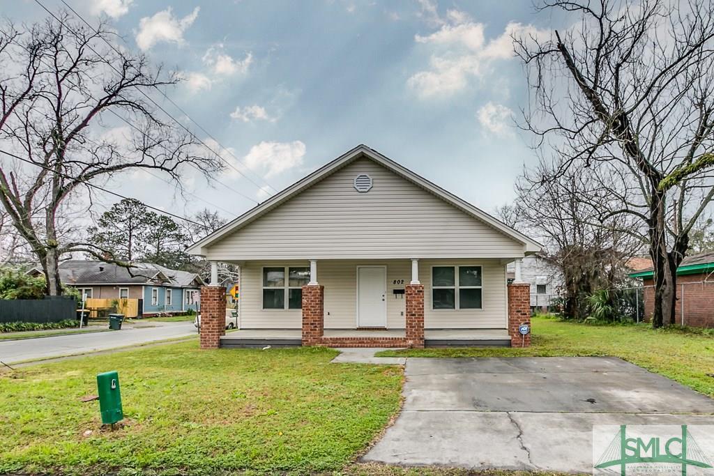 802 38th, Savannah, GA, 31401, Historic Savannah Home For Sale