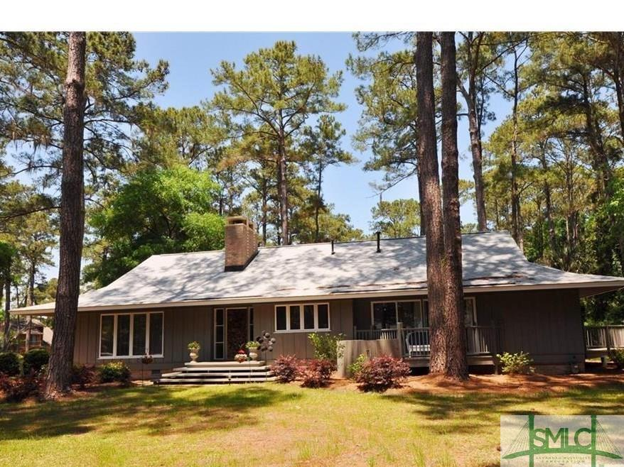 8 Shaftesbury, Savannah, GA, 31411, Skidaway Island Home For Rent