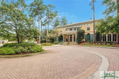 Savannah Condo/Townhouse For Sale: 1334 Whitemarsh Way