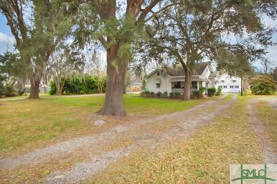 Garden City Multi Family Home For Sale: 90 Varnedoe Avenue