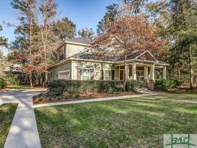Richmond Hill Single Family Home For Sale: 100 Ridgewood Park Court
