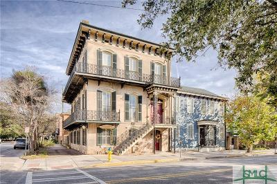 Savannah Single Family Home For Sale: 530 E Broughton Street