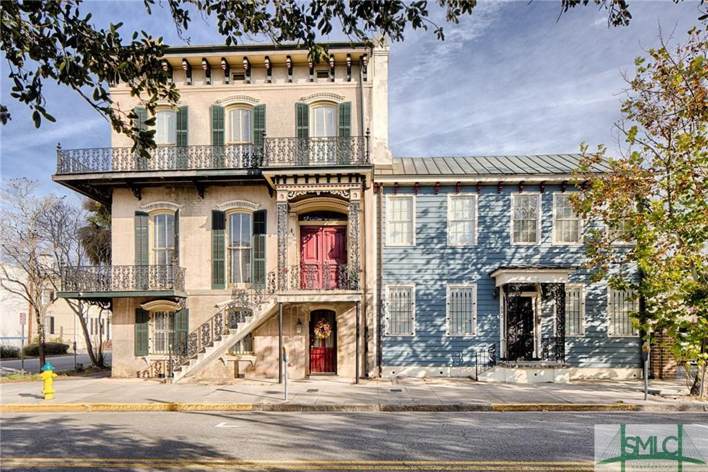 530/532 Broughton, Savannah, GA, 31401, Historic Savannah Home For Sale