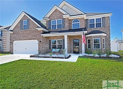 Hinesville Single Family Home For Sale: 746 English Oak Drive