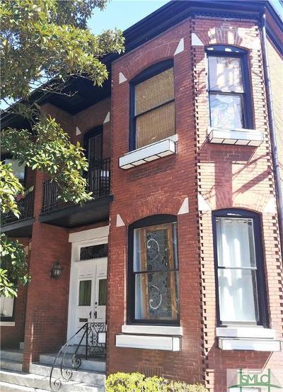 Condo/Townhouse For Sale: 242 Habersham Street