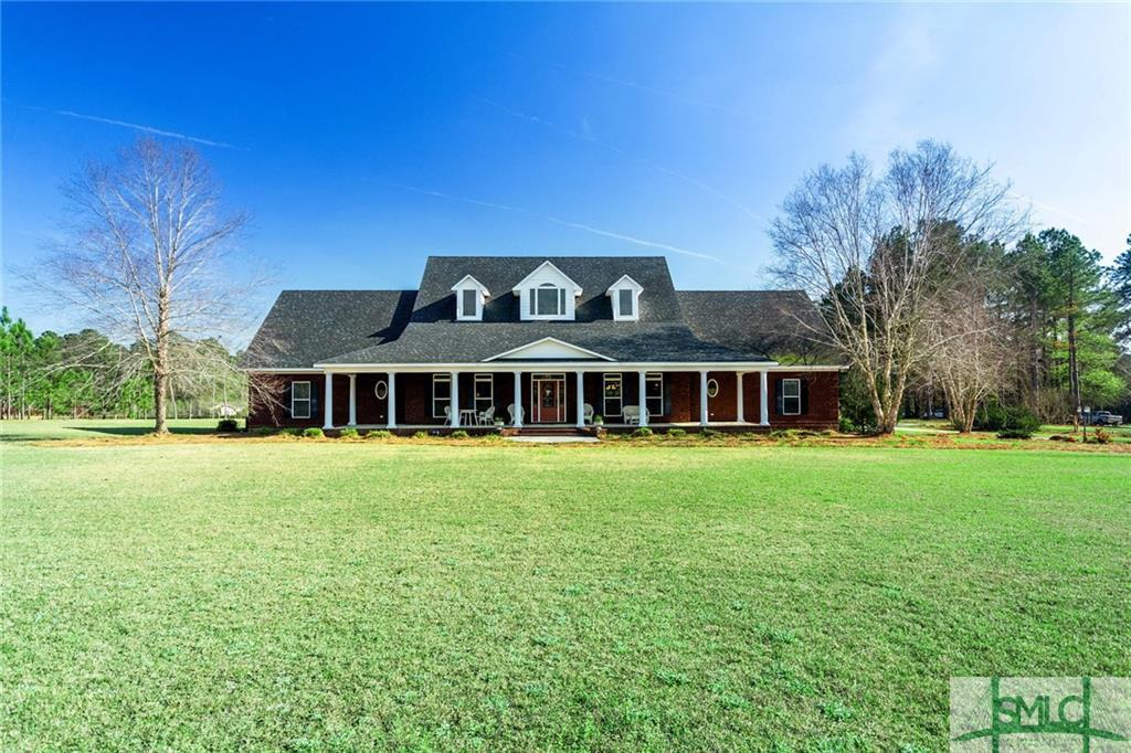 3078 Burkhalter, Claxton, GA, 30417, Claxton Home For Sale