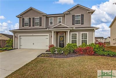 Savannah Single Family Home For Sale: 4 Salix Drive