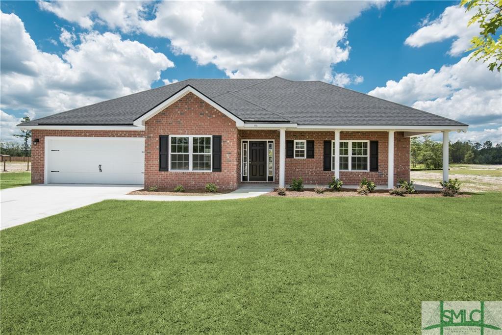 105 Poole, Ludowici, GA, 31316, Ludowici Home For Sale