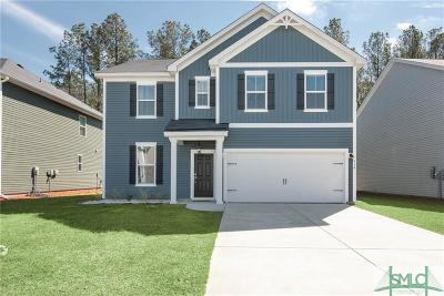 Pooler Single Family Home For Sale: 374 Southwilde Way