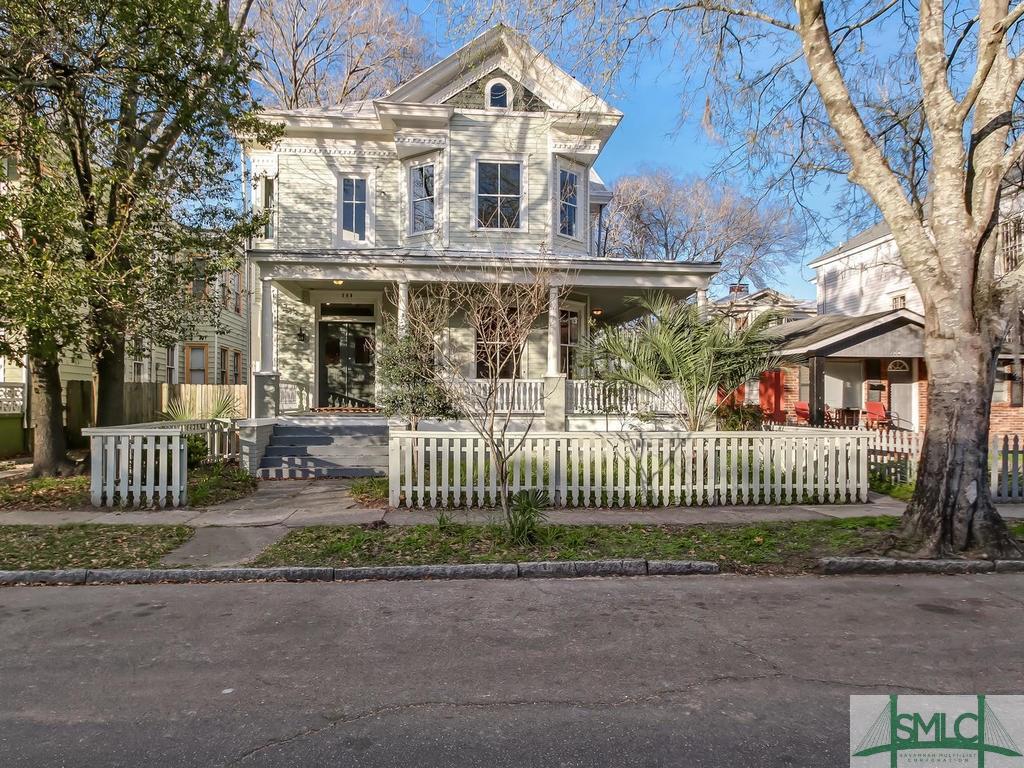 208 35th, Savannah, GA, 31401, Historic Savannah Home For Rent