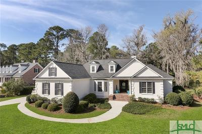Single Family Home For Sale: 212 Lyman Hall