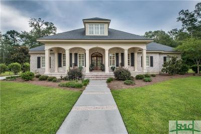 Pooler Single Family Home For Sale: 350 Spanton Crescent