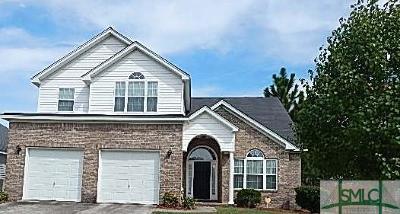 Richmond Hill Single Family Home For Sale: 492 Golden Grove Lane