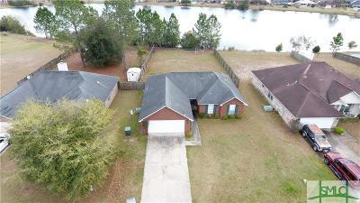 Hinesville Single Family Home For Sale: 126 Wayfair Lane