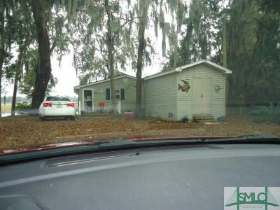 Midway Single Family Home For Auction: 1005 W 1st Street