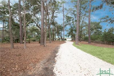 Wilmington Island Single Family Home For Sale: 911 Betz Creek Road