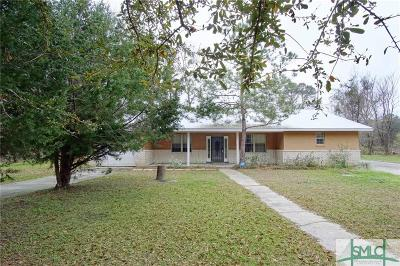 Midway Single Family Home For Sale: 3843 Lewis Frasier Road