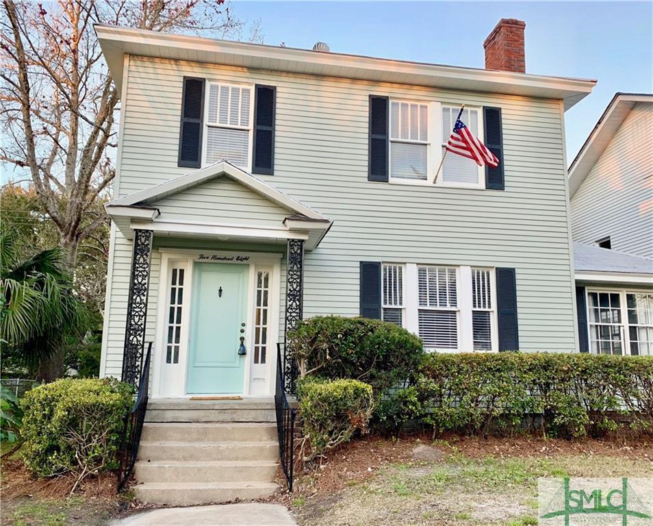 508 48th, Savannah, GA, 31401, Historic Savannah Home For Rent