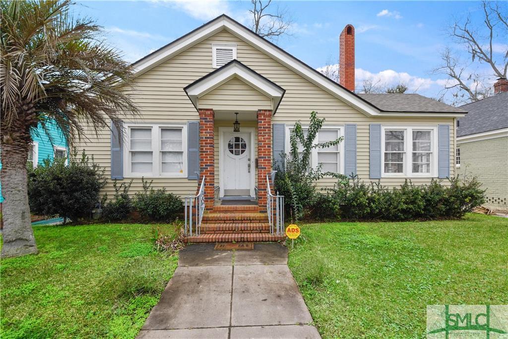 1019 Maupas, Savannah, GA, 31401, Historic Savannah Home For Sale