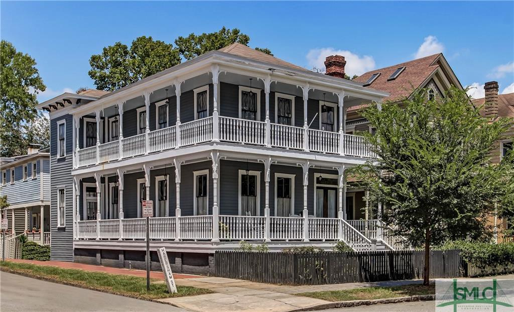 1119 Habersham, Savannah, GA, 31401, Historic Savannah Home For Rent