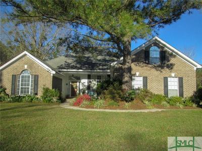 Rincon Single Family Home For Sale: 304 Stephanie Avenue