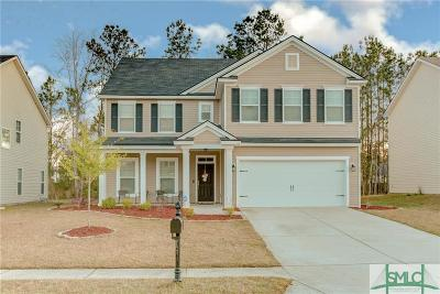 Pooler Single Family Home For Sale: 59 Melody Drive