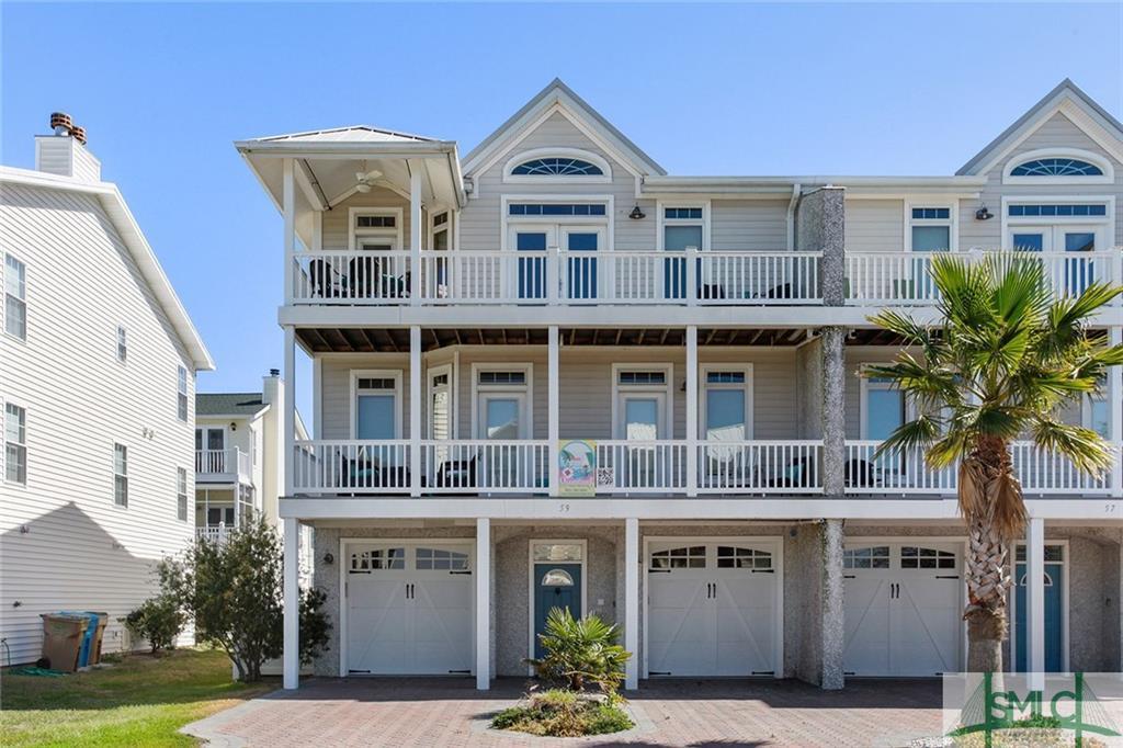 59 Captains View, Tybee Island, GA, 31328, Tybee Island Home For Sale