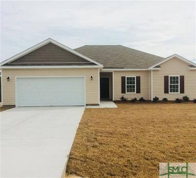 Guyton Single Family Home For Sale: 107 Windstream Street