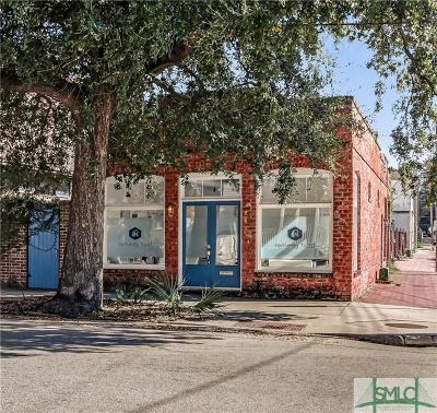 Savannah Single Family Home For Sale: 466 Montgomery Street