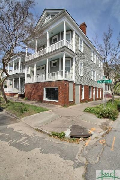 Savannah Condo/Townhouse For Sale: 130 E Waldburg Street