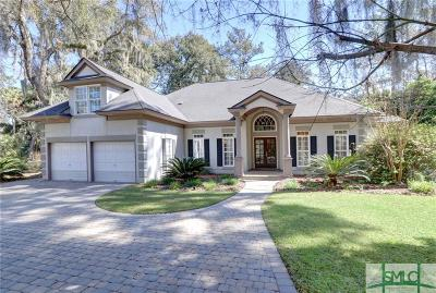 Savannah Single Family Home For Sale: 3 Sundew Road
