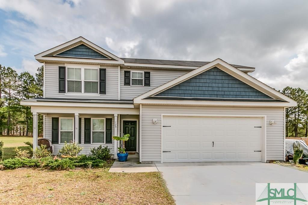 125 Frank Edwards, Ellabell, GA, 31308, Ellabell Home For Sale