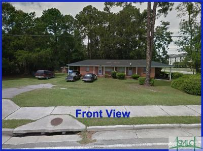 Savannah Single Family Home For Sale: 11901 Middleground Road