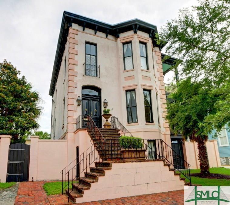 410 Gwinnett, Savannah, GA, 31401, Historic Savannah Home For Rent