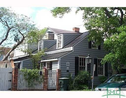 509 President, Savannah, GA, 31401, Historic Savannah Home For Rent