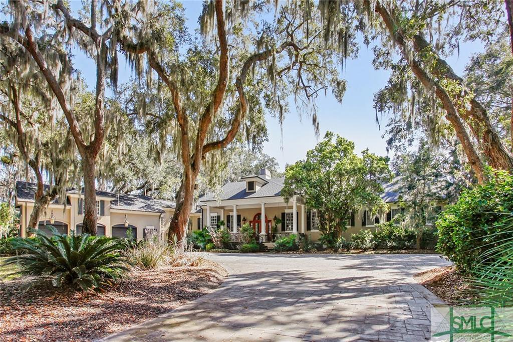 7 Little Comfort, Savannah, GA, 31411, Skidaway Island Home For Sale