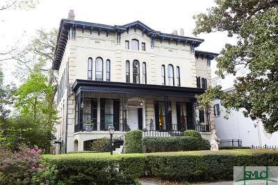Savannah Multi Family Home For Sale: 213 E Hall Street