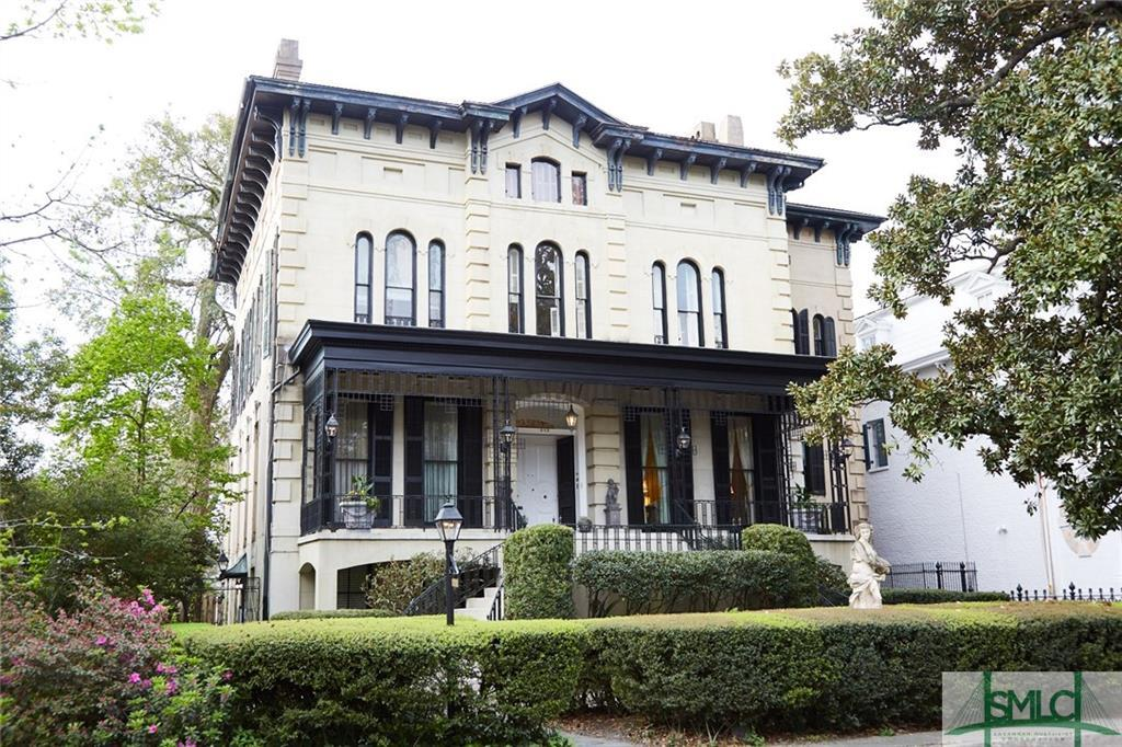 213 Hall, Savannah, GA, 31401, Historic Savannah Home For Sale