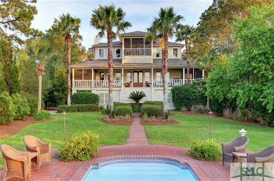 Tybee Island Single Family Home For Sale: 1107 Bay Street