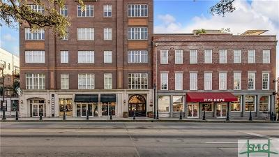 Savannah Condo/Townhouse For Sale: 165 W Bay Street #206W