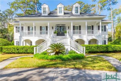 Savannah Single Family Home For Sale: 1 Bailey Reach Reach