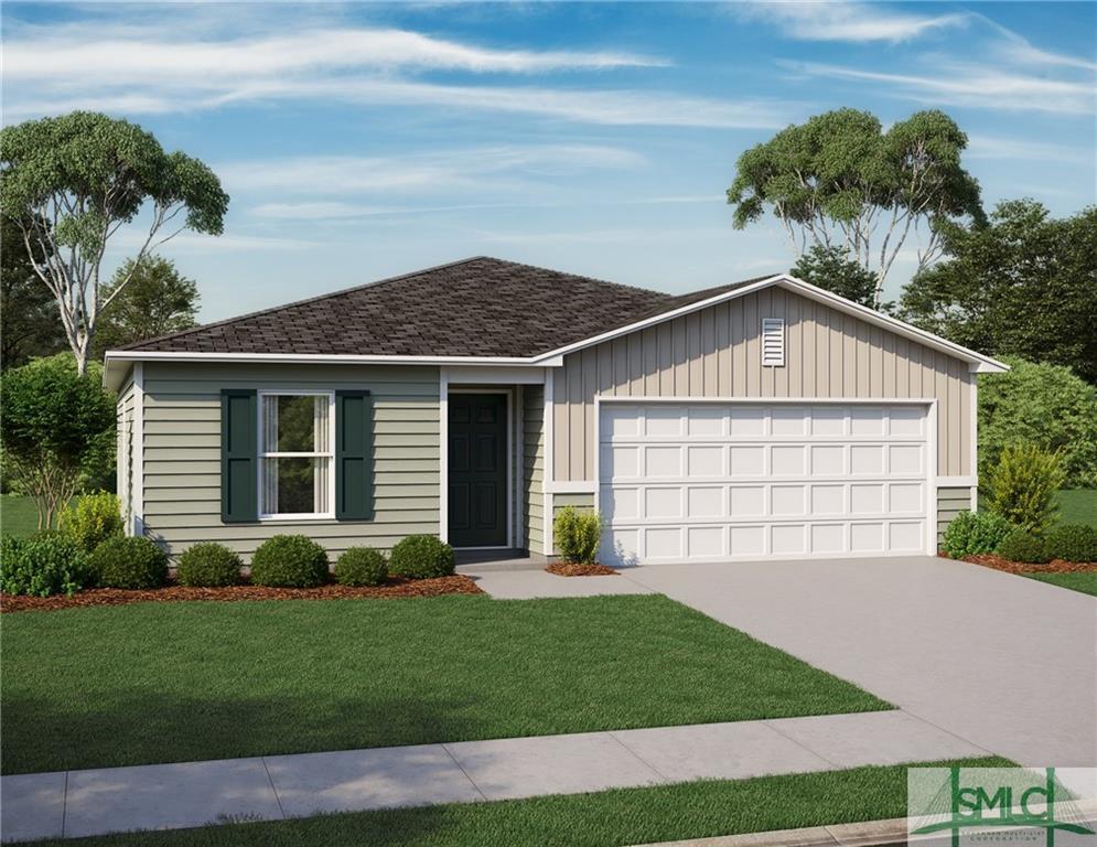 195 Saddle Brooke, Brunswick, GA, 31525, Brunswick Home For Sale