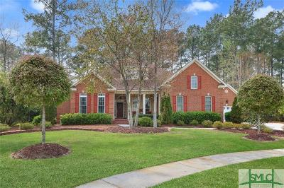 Pooler Single Family Home For Sale: 24 Lake Heron Court W