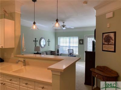 Savannah Condo/Townhouse For Sale: 1527 Whitemarsh Way