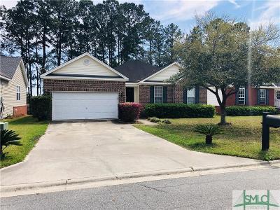 Savannah Single Family Home For Sale: 137 Wimbledon Drive