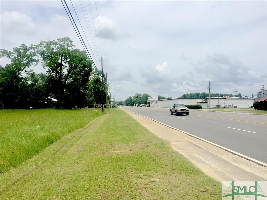 1.56 Acres Hwy 301 S, Glennville, GA, 30427, Glennville Home For Sale